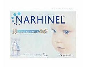 NARHINEL - 10 RICAMBI SOFT