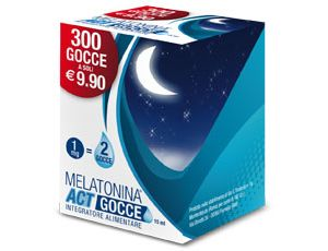 MELATONINA ACT GOCCE 15ML
