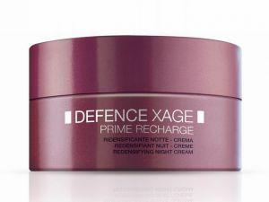DEFENCE XAGE Crema ridensificante notte Prime Recharge 50ml