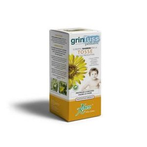 GRINTUSS PEDIATRICO SCIROPPO - 210G