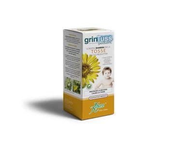 GRINTUSS PEDIATRICO SCIROPPO - 210G