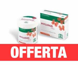 PSYLLOGEL FIBRA ARANCIA ROSSA - 20BUSTINE