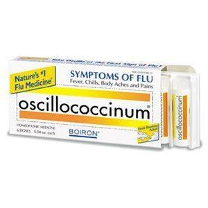 OSCILLOCOCCINUM 200K 30 Dosi Globuli